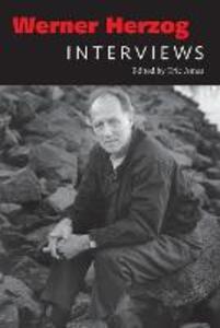 Werner Herzog: Interviews - cover