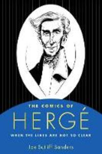 The Comics of Herge: When the Lines Are Not So Clear - cover