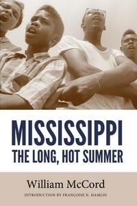Mississippi: The Long, Hot Summer - William McCord - cover