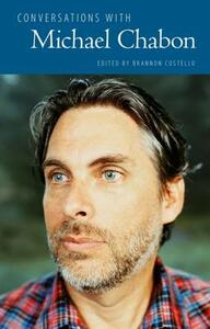 Conversations with Michael Chabon - cover