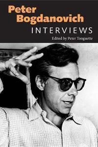 Peter Bogdanovich: Interviews - cover