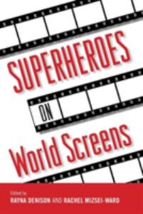 Superheroes on World Screens - cover