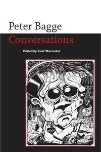 Peter Bagge: Conversations - cover