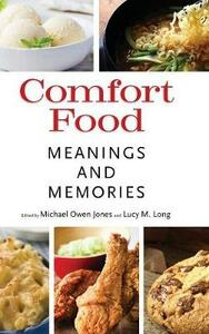 Comfort Food: Meaning and Memories - cover