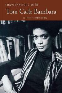 Conversations with Toni Cade Bambara - cover