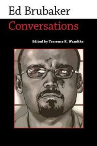 Ed Brubaker: Conversations - cover