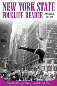 New York State Folklife Reader: Diverse Voices - cover