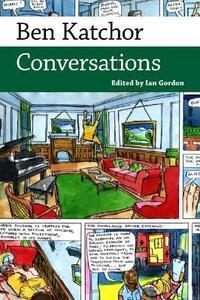 Ben Katchor: Conversations - cover