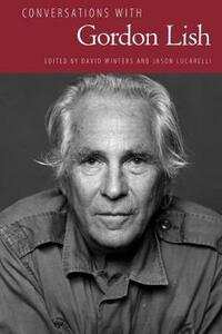 Conversations with Gordon Lish - cover
