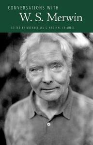 Conversations with W. S. Merwin - cover