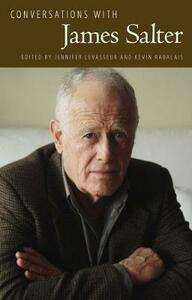Conversations with James Salter - cover