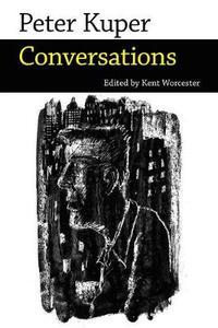 Peter Kuper: Conversations - cover