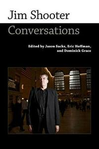Jim Shooter: Conversations - cover