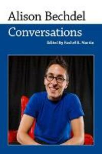 Alison Bechdel: Conversations - cover
