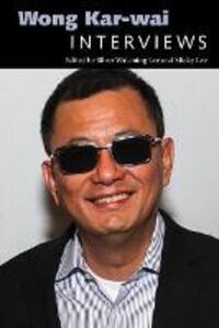 Wong Kar-wai: Interviews - cover