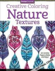 Creative Coloring Patterns of Nature - Valentina Harper - cover