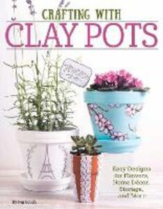 Crafting with Clay Pots - Peg Couch - cover