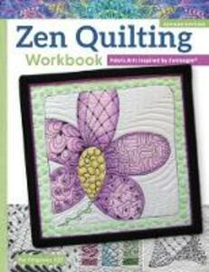 Zen Quilting Workbook, Rev Edn - Pat Ferguson - cover