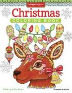 Christmas Coloring Book - Thaneeya McArdle - cover