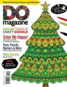 Color, Tangle, Craft, Doodle (#2) - Editors of DO Magazine - cover