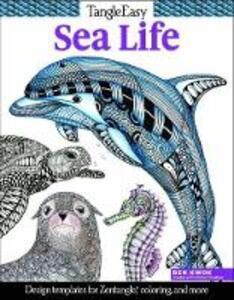 TangleEasy Sea Life - Ben Kwok - cover