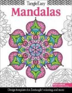 TangleEasy Mandalas - Ben Kwok - cover