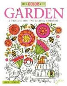 Seek Color Find Garden - Robin Pickens - cover