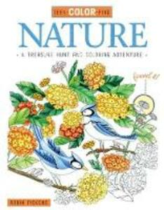Seek, Color, Find Nature - Robin Pickens - cover