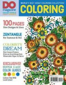 DO: Color, Tangle, Craft, Doodle - Editors of DO Magazine - cover