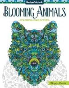 Blooming Animals - Filippo Cardu - cover