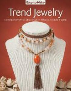 Easy To Make Trend Jewelry - Kristine Regan - cover