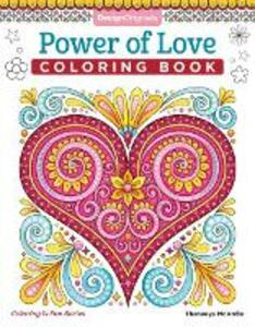 Power of Love Coloring Book - Thaneeya McArdle - cover