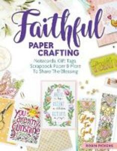 Faithful Papercrafting - Robin Pickens - cover