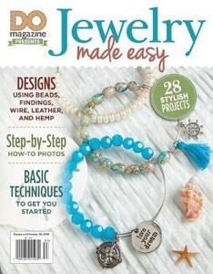 Do Jewelry Made Easy - Editors of Do Magazine - cover