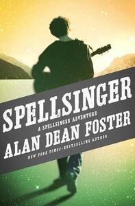 Spellsinger - Alan Dean Foster - cover