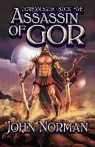Assassin of Gor - John Norman - cover