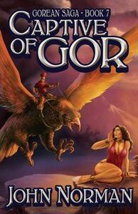 Captive of Gor - John Norman - cover