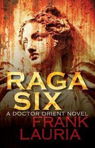 Raga Six - Frank Lauria - cover