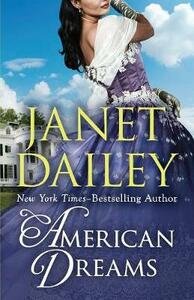 American Dreams - Janet Dailey - cover