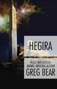 Hegira - Greg Bear - cover