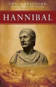 Hannibal - Ernle Bradford - cover