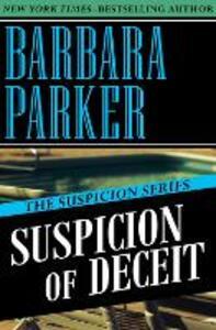 Suspicion of Vengeance - Barbara Parker - cover