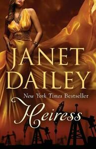 Heiress - Janet Dailey - cover