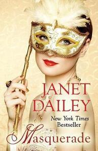 Masquerade - Janet Dailey - cover