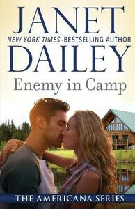 Enemy in Camp: Michigan - Janet Dailey - cover