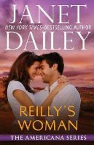 Reilly's Woman: Nevada - Janet Dailey - cover