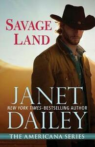 Savage Land: Texas - Janet Dailey - cover