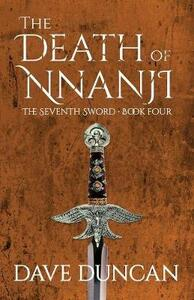 The Death of Nnanji - Dave Duncan - cover