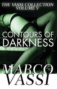 Contours of Darkness - Marco Vassi - cover
