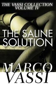 The Saline Solution - Marco Vassi - cover